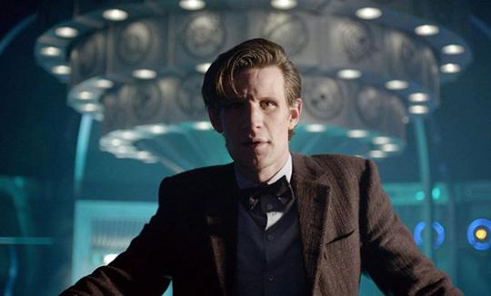 Matt Smith in seiner bekannten Paraderolle als Dr. Who