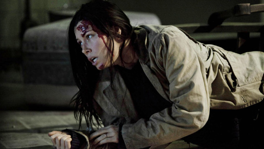 "Jessica Biel in dem Horror-Thriller ""The Tall Man"""