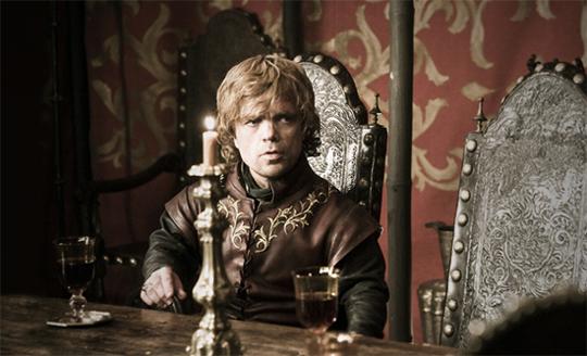 """Peter Dinklage in seiner wohl bekanntesten Rolle: """"Game of Thrones"""" von HBO"""