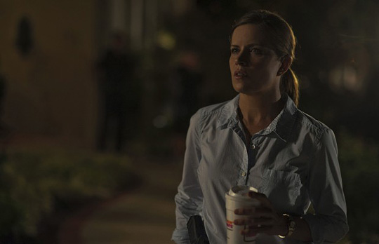 "Kim Dickens als Detective Boney in ""Gone Girl"""