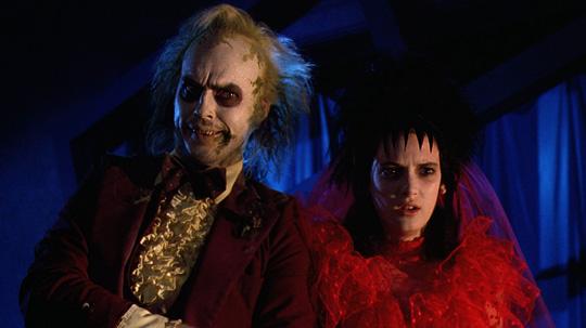 Zeigen sich wieder vereint: Michael Keaton und Winona Ryder