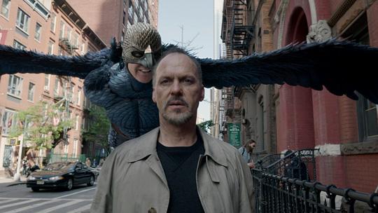 "Michael Keaton im aktuellen Kinohit ""Birdman"" von 20th Century Fox"