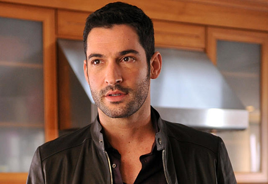 "Tom Ellis in ""Rush"" von USA Network"