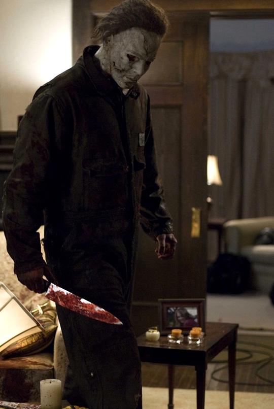 Einfach nicht totzukriegen: Michael Myers im Film von Rob Zombie