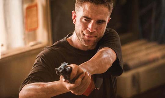 "Robert Pattinson in ""The Rover"" von Senator Home Entertainment"
