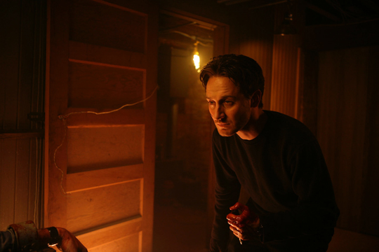 "Gerät in missliche Lage: JOsh Stewart in ""The Collector"" von Splendid Film/WVG"