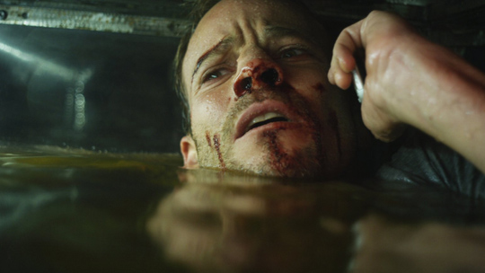 "Stephen Dorff in ""Brake"" von Concorde Home Entertainment"
