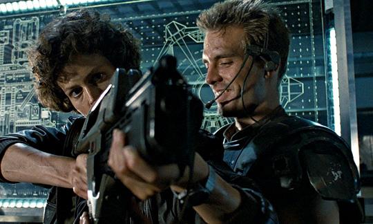 Bald wieder vereint: Ripley und Hicks