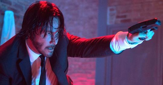"""Kann Keanu Reeves (""""John Wick"""") sich die Kannibalen vom Leib halten?"""