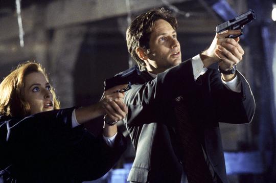 Scully und Mulder dürfen sich wieder auf tatkräftige Unterstützung freuen