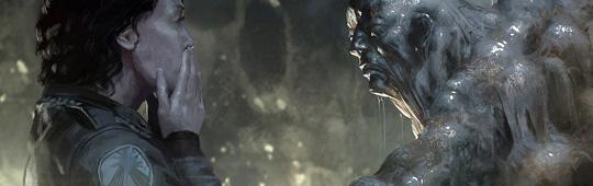 Alien 5 – Spielt Sharlto Copley einen Xenomorph? Chappie-Star über mögliche Beteiligung