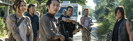 The Walking Dead – Sechste Staffel kommt ins Kino: Exklusive Previews zu Halloween