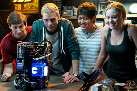 """Läuft ab sofort auch in deutschen Kinos: """"Projekt Almanac"""" von Paramount Pictures"""