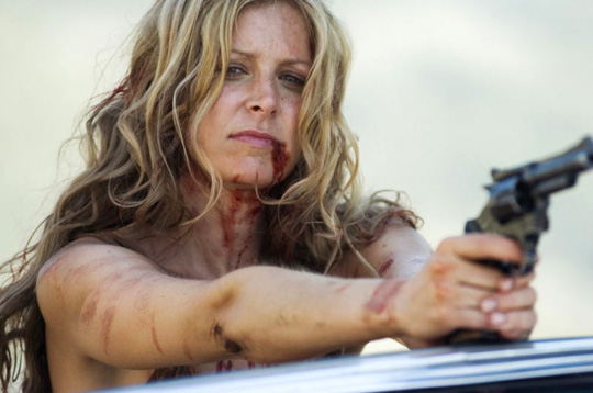 "Sheri Moon Zombie in ""The Devil's Rejects"" von Tiberius Film"
