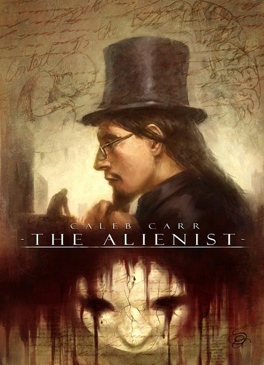 The Alienist (Cover: ©Nerd Blerp)