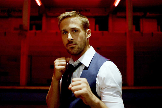"Reist bald in die Zukunft: Ryan Gosling in ""Only God Forgives"". ©Tiberius Film"