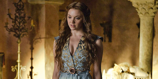 "Natalie Dormer stellt sich den Schrecken in ""The Forestt"" - hier in Game of Thrnes"" ©HBO"