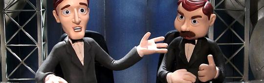Celebrity Deathmatch – Kultshow feiert Comback: Promis schlagen sich wieder die Köpfe ein