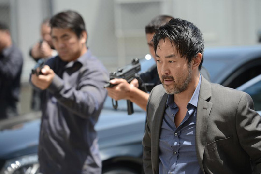 "Kenneth Choi in ""Sons of Anarchy"". ©20th Century Fox"
