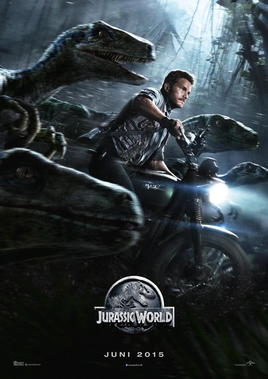 JurassicWorld_Hauptplakat