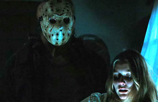 Lauert wieder am Camp Crystal Lake. ©Paramount Pictures