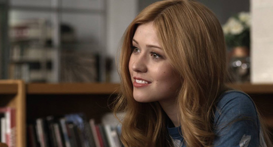 "Katherine McNamara in ""Natural Selection"". ®Modoc Spring"
