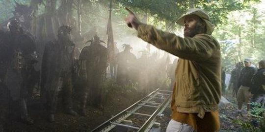 "Marcus Nispel am ""Pathfinder""-Set. ©20th Century Fox"