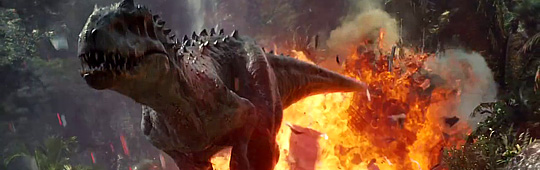 Jurassic World – Universal enthüllt Indominous Rex, frische Szenen in drei TV-Spots