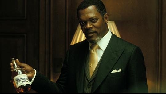 "Samuel L. Jackson in ""Zimmer 1408""."