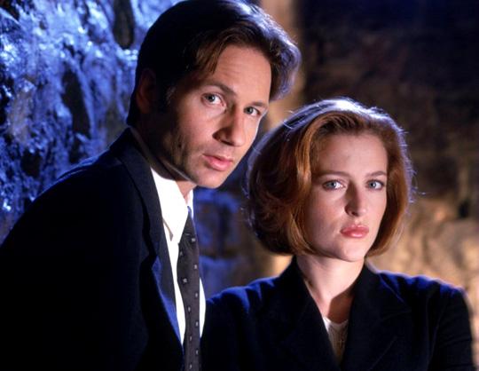 Ermitteln ab Januar wieder gemeinsam: Fox Mulder und Dana Scully