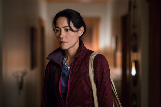 "Sandrine Holt in ""The Returned"". ©A&E"