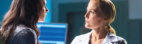 Akte X – Keine Zeit für Zweifel: Dana Scully und Fox Mulder im neuen Teaser-Trailer