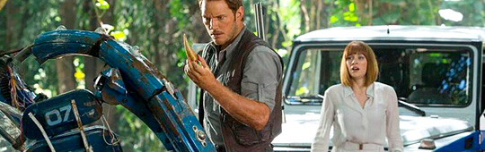 Jurassic World 2 – Unheimlich, düster & unerwartet: Chris Pratt über die kommende Fortsetzung