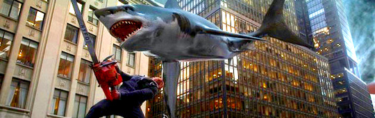 Sharknado 4 – Die Haie kehren wieder zurück: Syfy produziert Fortsetzung zu Oh Hell No!