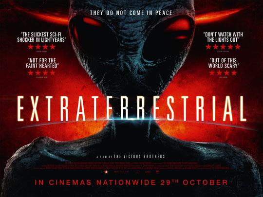 """""""Extraterrestrial"""" ist seit April auch hierzulande erhältlich"""
