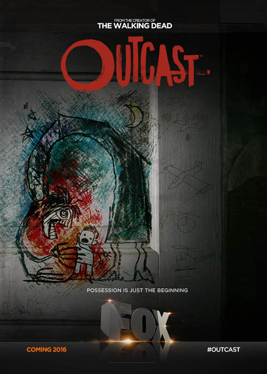 Outcast_ComicCon Art
