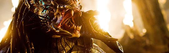 The Predator – Der Cast zeigt sich auf dem ersten Bild, Dreharbeiten angelaufen