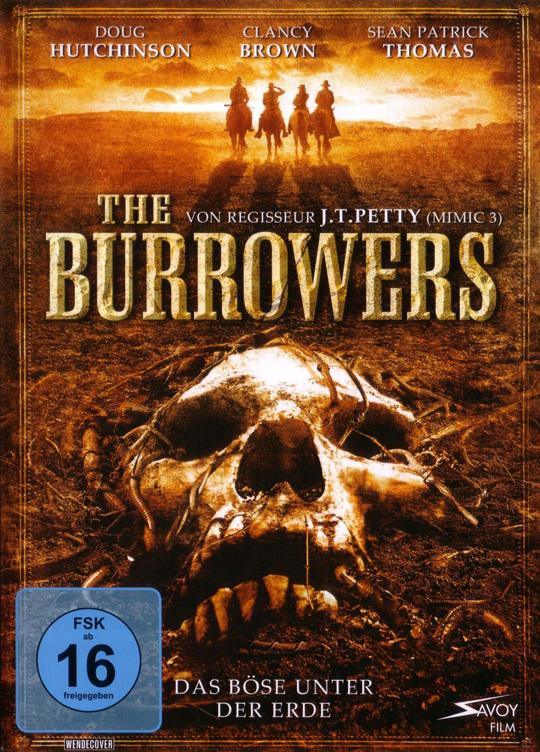 """Petty wurde vor allem durch seine Mitarbeit an """"The Burrowers"""" bekannt"""