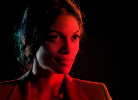 """Rosario Dawson in """"Trance"""". ©20th Century Fox"""