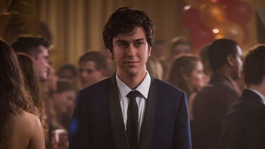 "Nat Wolff in ""Margos Spuren"". ©20th Century Fox"