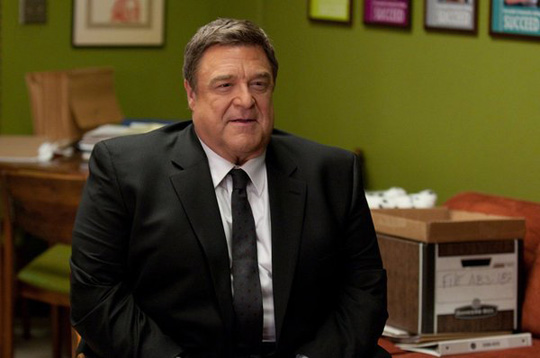 "John Goodman in ""Community"". ©NBC"
