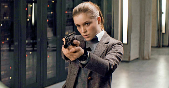 "Sophie Cookson in ""Kingsman: The Secret Service""- ©20th Century Fox"