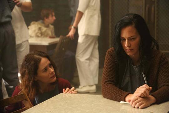 """Franka Potente in """"American Horror Story"""" ©FX"""