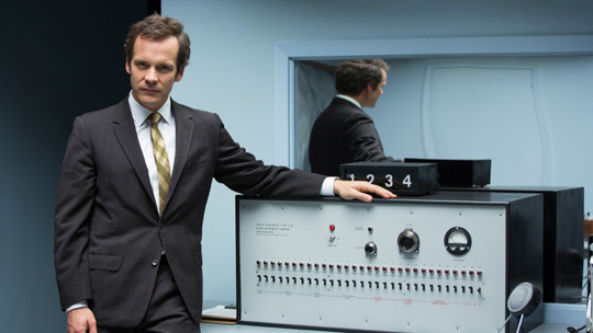 "Peter Sarsgaard in ""Experimenter"""
