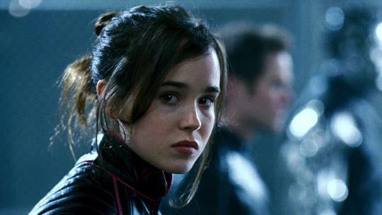 """Ellen Page in """"X-Men"""""""