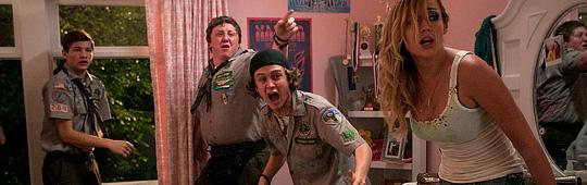 Scouts vs. Zombies