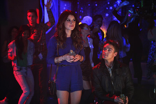 Shenae Grimes-Beech in 90210 (2008). ©The CW