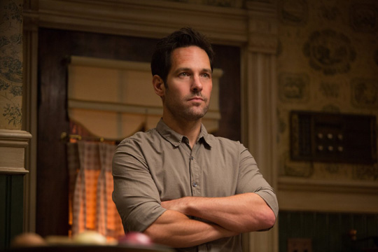 Paul Rudd in Ant-Man (2015). ©Marvel/Disney