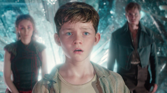Levi Miller in Pan (2015). © Warner Bros. Entertainment