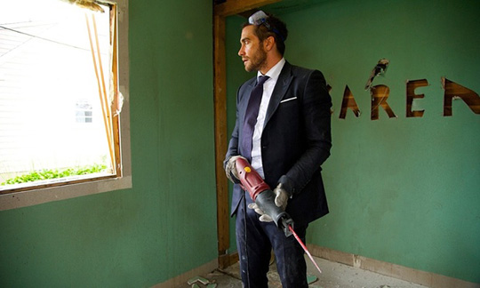 "Jake Gyllenhaal in ""Demolition"""
